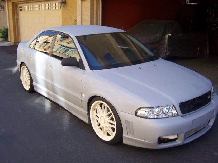 Bedliner Audi (11 pics)