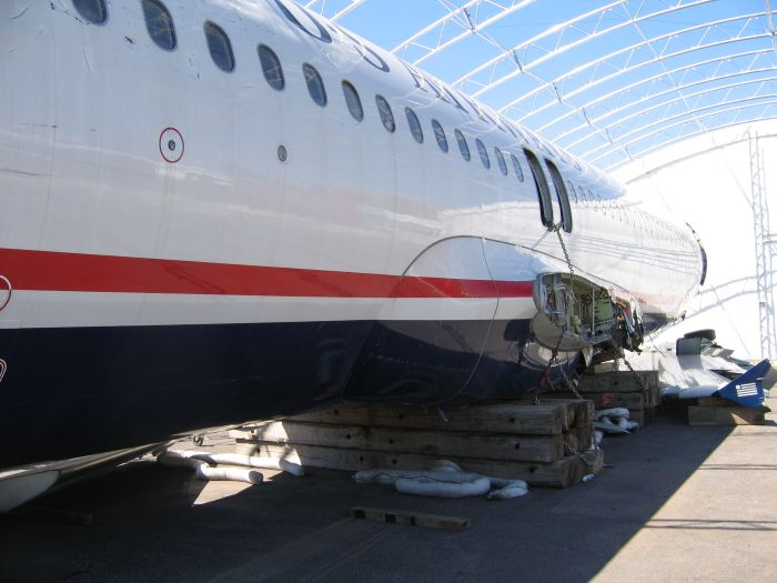 Flight 1549 Plane is for Sale (27 pics)