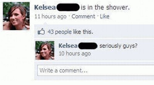 Funny Facebook Moments. Part II (31 pics)