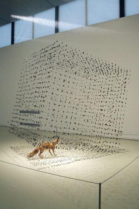 Hanging Sculptures (12 pics)