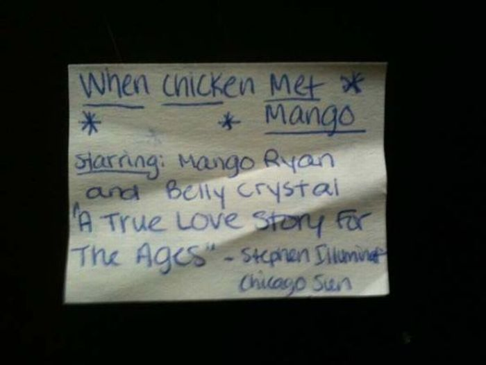 Lunch Notes from Wife (12 pics)