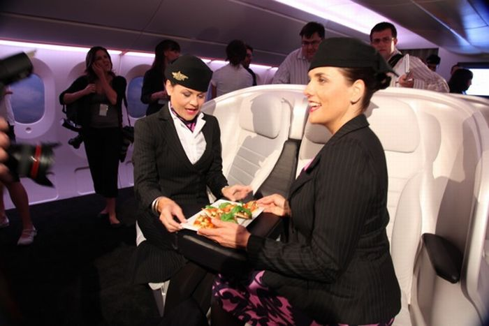 Air New Zealand's New Cabins (16 pics)