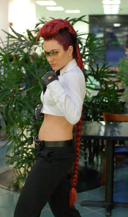 Best Female Street Fighter Costumes 22 Pics-5418