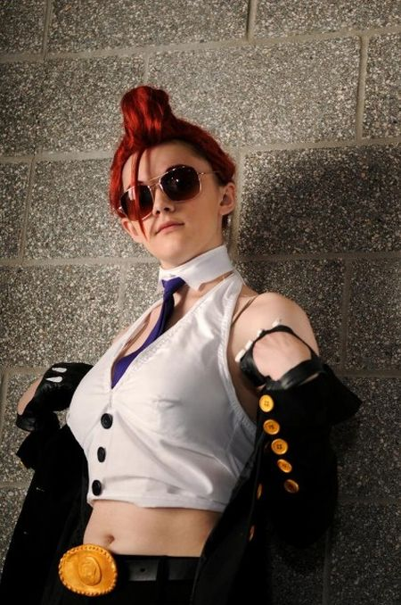Best Female Street Fighter Costumes (22 pics)