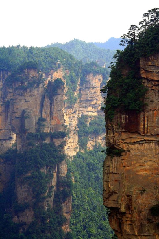 Chinese Authorities Renamed Mountains (16 pics)