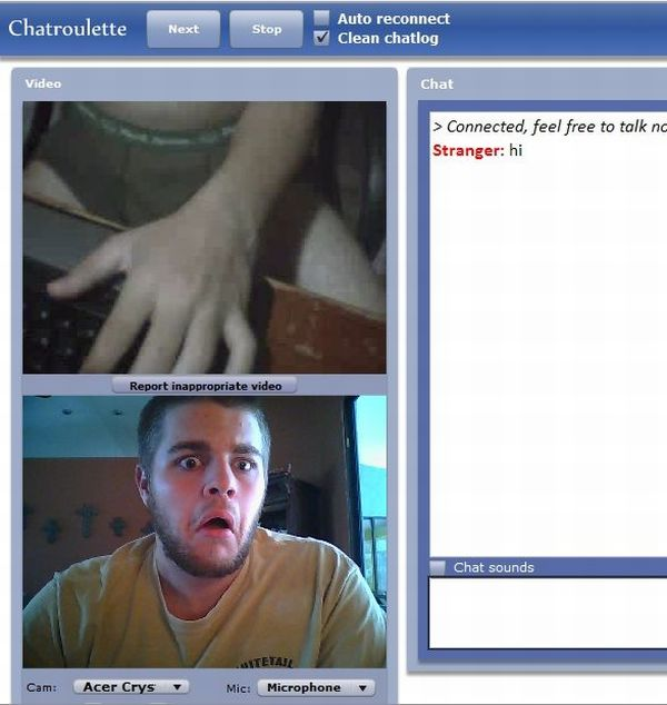 Chat roulette sites cam girls - 4 3