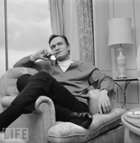 The Life of Hugh Hefner (19 pics)