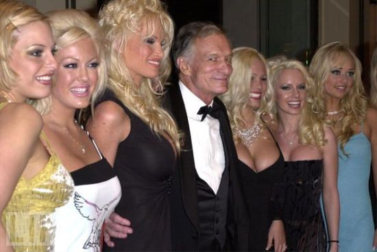 The Life of Hugh Hefner (19 pics)