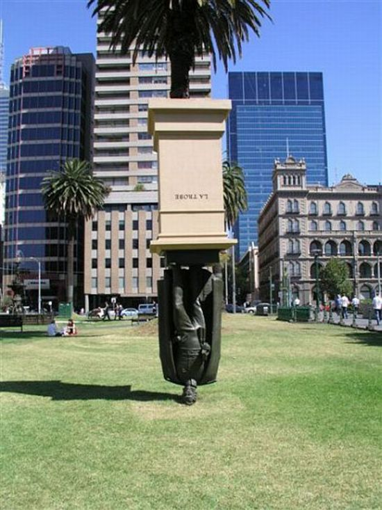 Most Unusual Statues (52 pics)