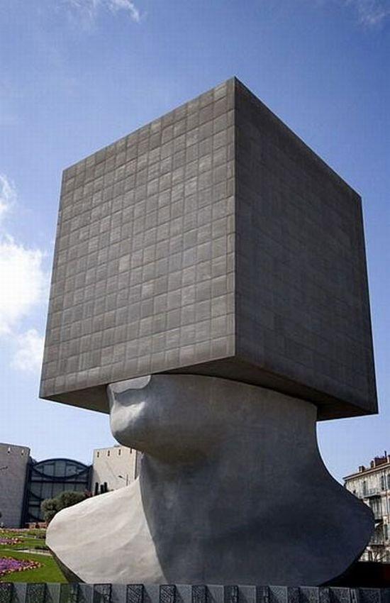 Most Unusual Statues (52 pics)