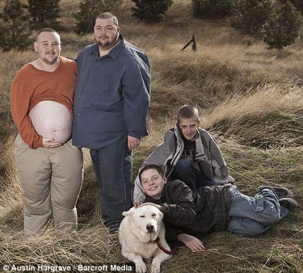 Pregnant Man Scott Moore (5 pics)