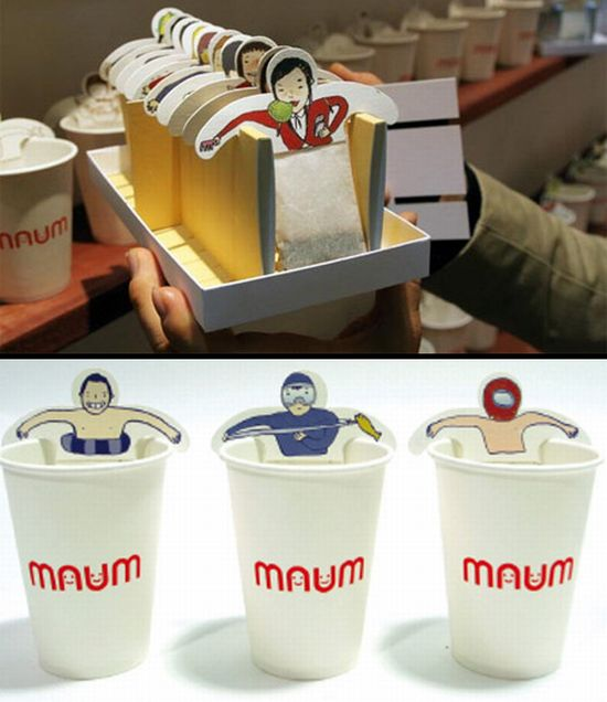 Clever and Creative Tea Bags (21 pics)