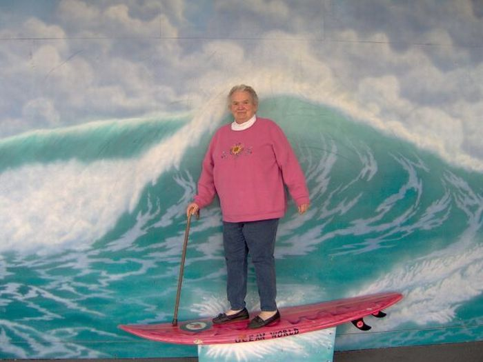 Funny Old People (44 pics)