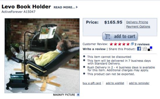 Funny, Ridiculous and Worthless Items for Sale (35 pics)