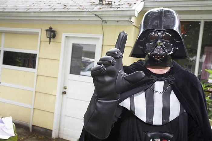 Wedding of Star Wars Fans (15 pics)