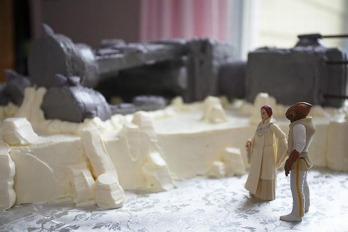 Wedding of Star Wars Fans (15 pics)