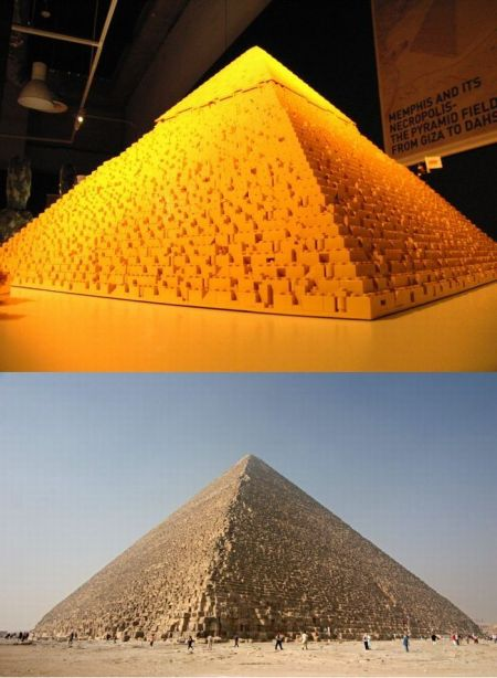 Famous Places Made with Lego (34 pics)