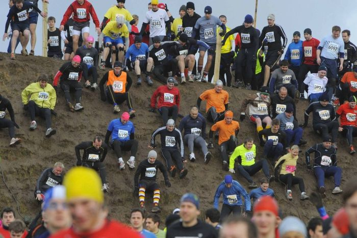 Tough Guy Race 2010 (21 pics)