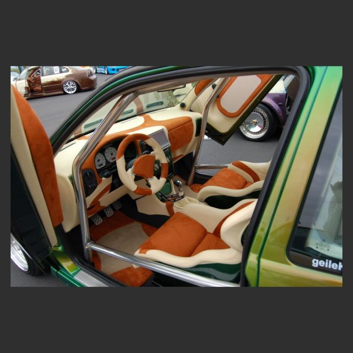 Unusual Car Interiors (20 pics)