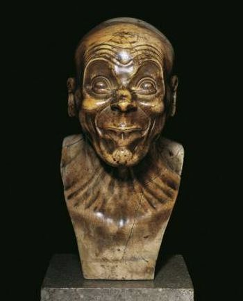 Scary Sculptures from the 1700s (12 pics)