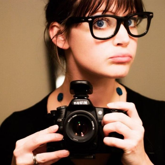 Sexy Girls Look Even Sexier Wearing Glasses 67 Pics-3827
