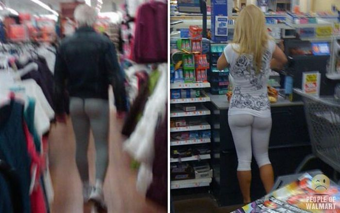 People of Wal-Mart. Part III (117 pics)