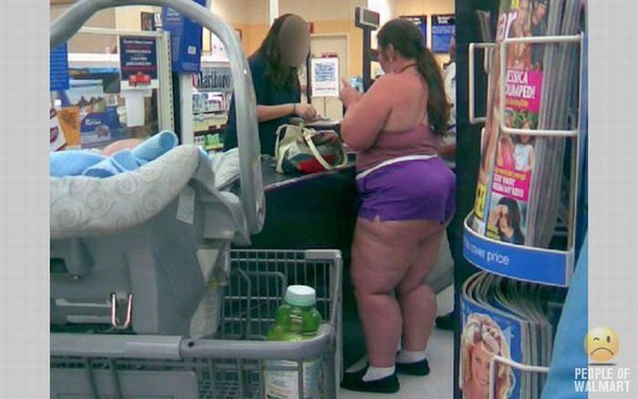 People of Wal-Mart. Part III (117 pics)