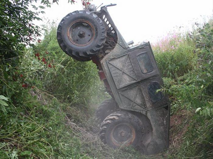 Russian Hummer (18 pics + video)