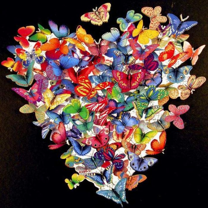 Collection of Hearts (32 pics)