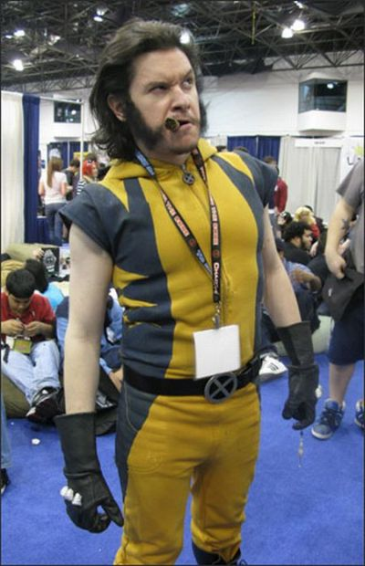 The Funniest Wolverine Costumes (35 pics)