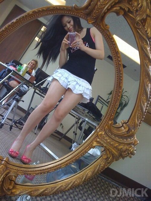 Sexy Self Shot Mirror Pics (150 pics)
