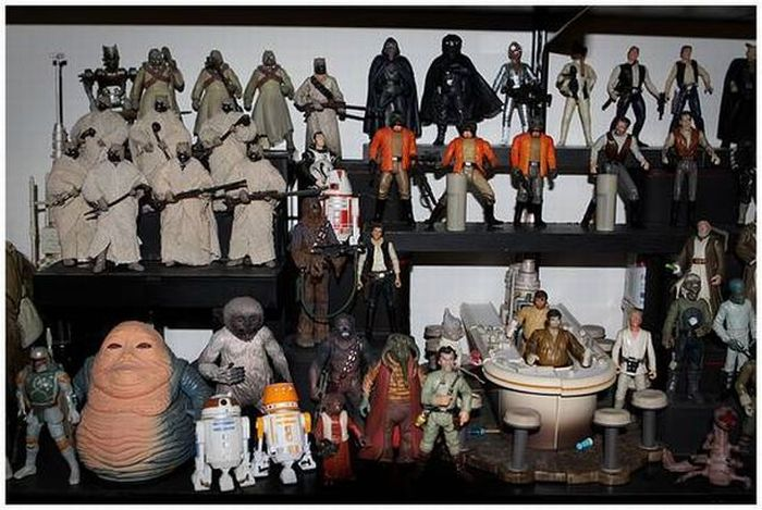 Star Wars Collections (143 pics)
