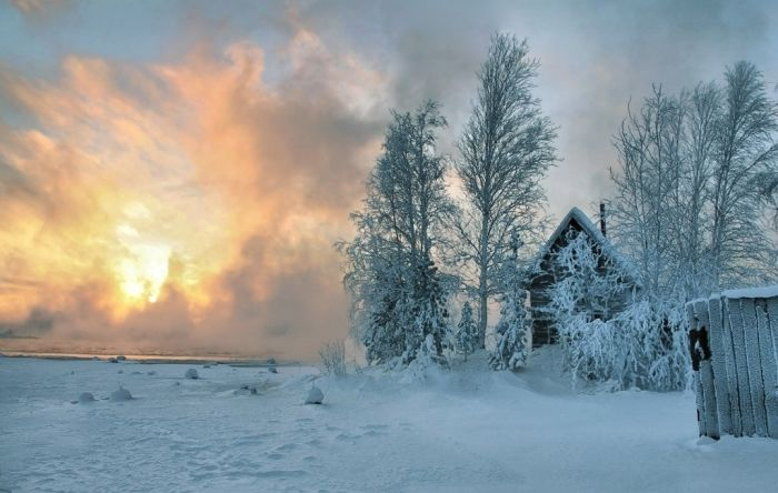 Beautiful Winter (29 pics)