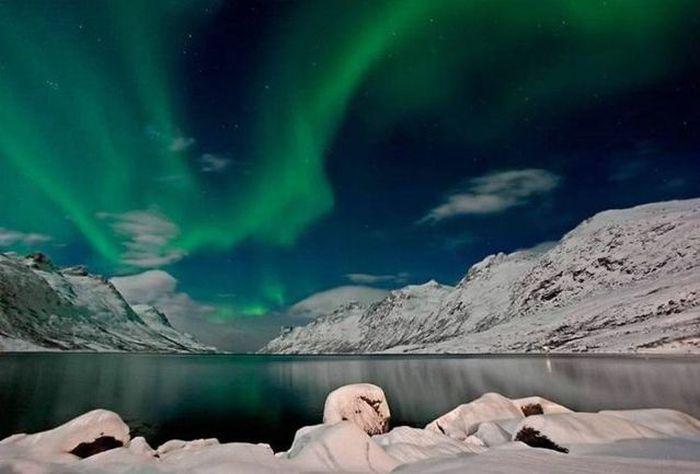 Breathtaking Images of Aurora Borealis (96 pics)