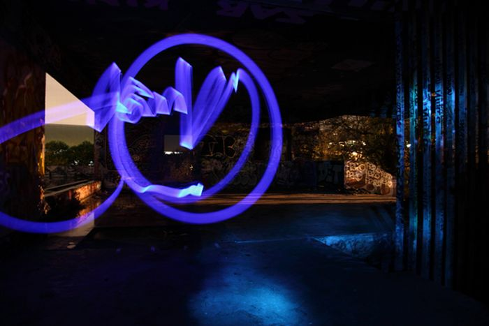 Incredible Light Painting (58 pics)