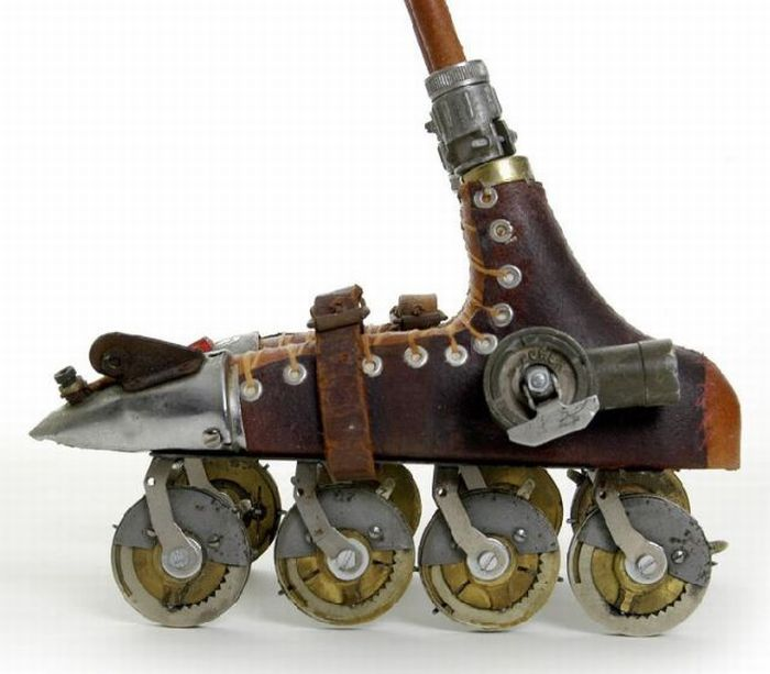 The Masters of Steampunk (250 pics)