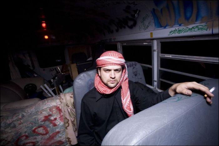 Muslim Punk Rockers from the USA (32 pics)