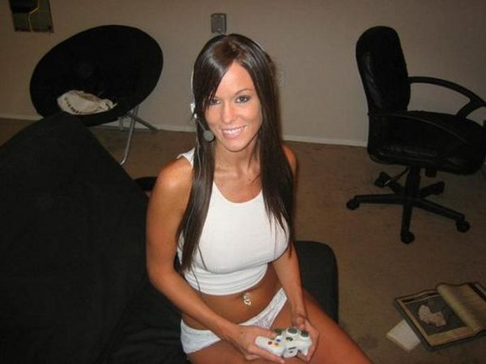 Gamer Girl Hot