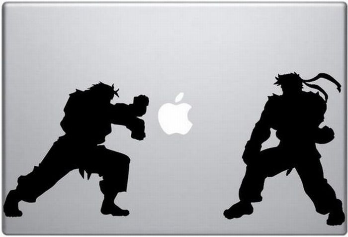 Playing With Apple's Apple. Part 2 (30 pics)