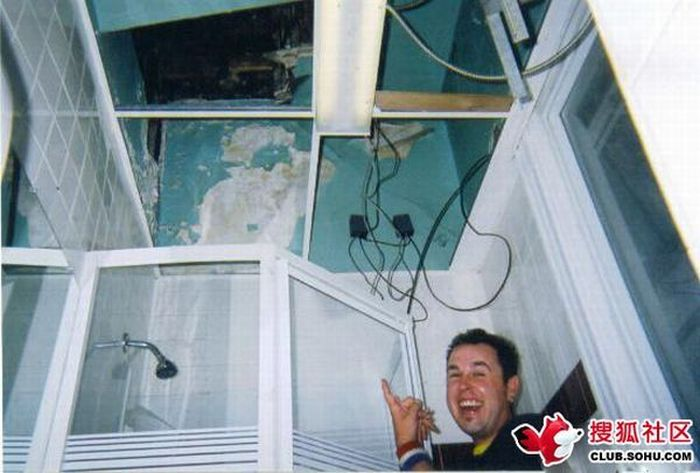 The Worst Hotel in the World? (10 pics)