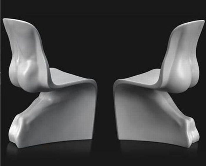 Unusual Chairs (87 pics)