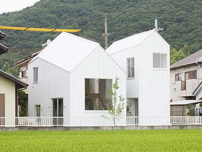 Beautiful Unusual Houses (48 pics)