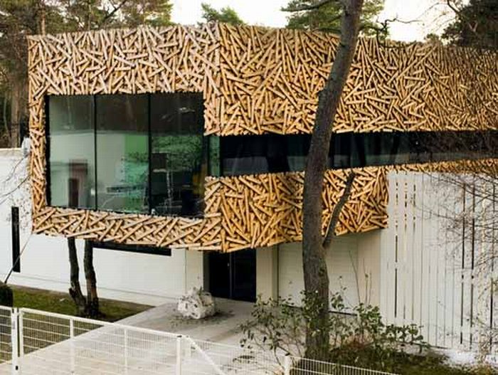 Beautiful Unusual Houses (48 pics)