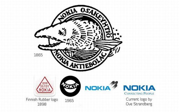Design Evolution of Corporate Company Logos (25 pics)