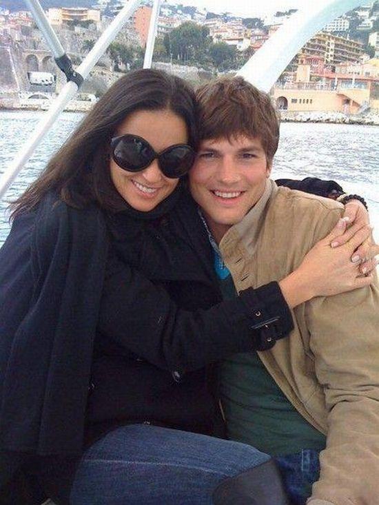 Private Photos of Ashton Kutcher and Demi Moore (34 pics)