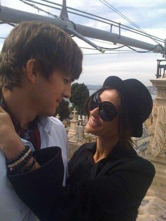 Private Photos of Ashton Kutcher and Demi Moore (34 pics)