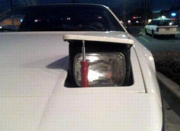 There I Fixed It. Part 4. The Funniest Repair Jobs (26 pics)