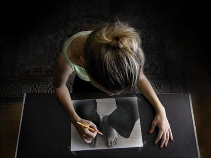 Amazing Optical Illusions (49 pics)