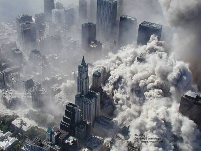 New Photos of 9/11 Attacks (12 pics)