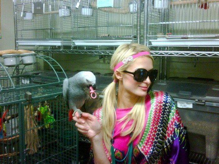 Private Photos of Paris Hilton (24 pics)